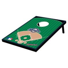 Milwaukee Brewers Table Top Toss (Wood Design):Amazon:Sports & Outdoors