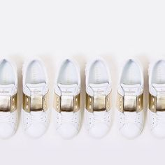 These Valentino sneakers will have you ready for the weekend!