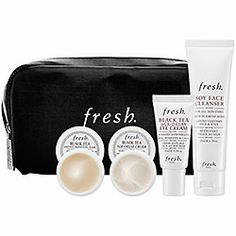 Fresh - Black Tea Age-Delay Skincare Set  #sephora