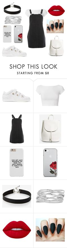 """""""Dancing In The Rain"""" by southfashion19 ❤ liked on Polyvore featuring Jimmy Choo, Helmut Lang, Topshop, Everlane, Express, M&Co and Lime Crime"""