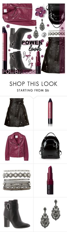"""Girl Power: Power Look"" by tempestaartica ❤ liked on Polyvore featuring Alexander McQueen, Bobbi Brown Cosmetics, MANGO, Kendall + Kylie, Charlotte Russe, Tommy Hilfiger, Thomas Sabo, girlpower and powerlook"
