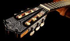 Classical Guitars - 1927 Francisco Simplicio SP/MH - Guitar Salon International