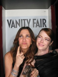 Photos: Outtakes from the Vanity Fair Oscar-Party Photo Booth   Vanity Fair