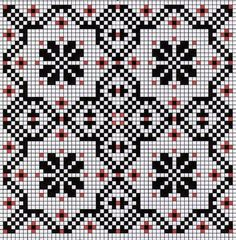 Cross Stitch Patterns: biscornu
