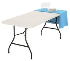 6u0027 Center Folding Table From Big Lots $39.00 (7% Off)  .