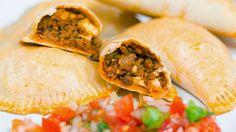 Aneta Goes Yummi: VIDEORECEPT: Empanadas mendocinas - latinskoamerické taštičky s mletým hovädzím