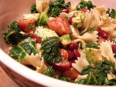 Quick, Cheap & Healthy Vegan Pasta Salad that's really YUMMY! <3 #MyVeganJournal