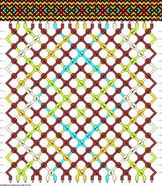 nice pattern macrame