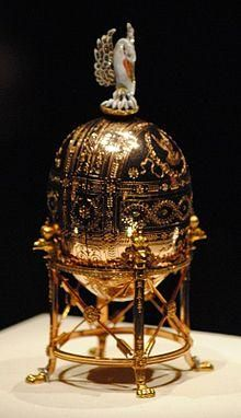 The Dowager (or Imperial Pelican) Fabergé egg, is a jewelled Easter egg made in The egg was made for Nicholas II of Russia, who presented it to his mother, the Dowager Empress Maria Feodorovna on Easter Tsar Nicolas Ii, Tsar Nicholas, Art Nouveau, Fabrege Eggs, Faberge Jewelry, Saint Georges, Alexandra Feodorovna, Imperial Russia, Saint Petersburg
