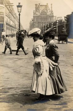 Paris-3rd-June-1906 by E.Sambourne