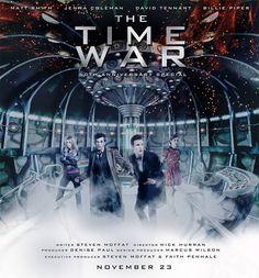 The Time War 11/23/2013 - If this is for real and not fan made then AAAAAAAAAAAAAAAAAAH!!!! #DoctorWho