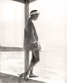 Sixties beach fashion photographed by Tom Palumbo