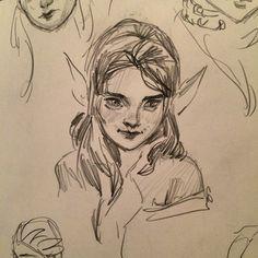 #sketch #smile #drawing #art #pretty #girl #illustration #practice #sketchbook