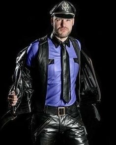 BLUF Chicago — Great example of The Breeches and Leather Uniform...