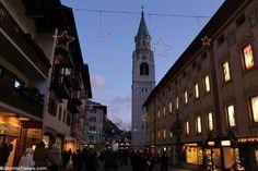 Cortina d'Ampezzo's Corso Italia