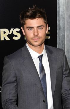 Zac Efron. My obsession started all over when I saw the Lucky One today. Nicholas sparks, you did it again.
