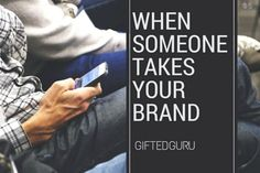 What should you do when someone takes your brand? Find out what I did when happened to me with Twitter. Learn how to keep it from happening to you.