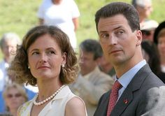 PaperMag-Hereditary Prince Alois and Princess Sophie of Liechtenstein