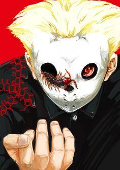 Jason, Tokyo Ghoul