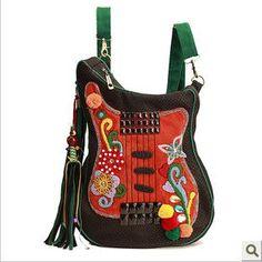 Bolso guitarra