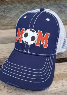 3566cc89a37 40 Best Soccer Mom Hats images