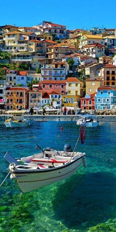 wonderfulgreece: PARGA GREECE