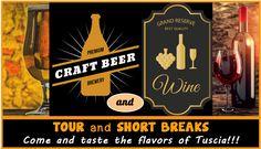 Beer & Wine Experience