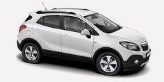 Všestranné auto Opel Mokka