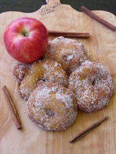 Thibeault's Table: Search results for apple rings