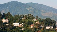 Kalimpong in Sikkim, India. Situated on the lower ranges of the Himalayas, Kalimpong offers panoramic vistas of the Teesta Rangit Valley in Sikkim. Kalimpong is a small hill station situated in the northern part of Darjeeling district in West Bengal. This town is beautifully blessed with some of the most breath-taking mountains, gardens and lakes and is often regarded as a paradise for nature lovers. Though Kalimpong is not in Sikkim and falls under West Bengal.