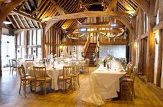 VENUE | Tudor Barn