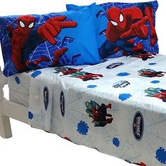Marvel Spider Man Astonish Sheet Set Full    You Can Get Additional Details  At The