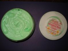 whipped bath cream - Google Search