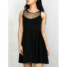 GET $50 NOW   Join Dresslily: Get YOUR $50 NOW!http://m.dresslily.com/jewel-neck-sleeveless-see-through-a-line-dress-product1217966.html?seid=Cn1M1n7rOj3A6j21IjGp9SEMQO
