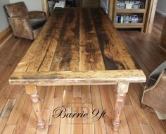 Harvest Tables - HD Threshing | Reclaimed Wood Furniture