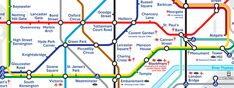 Understanding The London Underground Have You ever opened up a picture of the London underground and freaked? all those intersecting, Criss crossing lines Green Park, Oxford Street, London Underground, Leicester, European Travel, Blue Sapphire, Mindset, Travel Inspiration, Traveling By Yourself