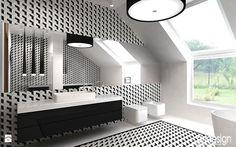 aranżacja salonu kąpielowego - zdjęcie od ARTDESIGN architektura wnętrz…