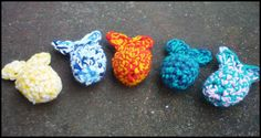 CatNip CatFish - Free Crochet Pattern