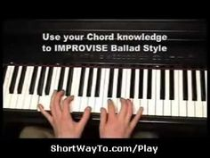 HOW TO PLAY PIANO - Recommended