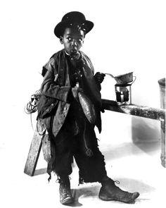 Allen 'Farina' Hoskins 1920–1980