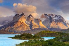 Torres del Paine, Torres del Paine National Park, Chile - Michele Falzone/Getty Images