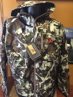First Lite Boundary Stormtight Jacket Fusion #FirstLite