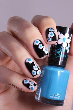 lanpamouton #nail #nails #nailart