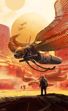 Starfire book cover, sparth