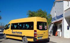 Royal #Parking ofrece servicio de #parking cubierto en el aeropuerto de #Alicante  #RoyalParkingSL