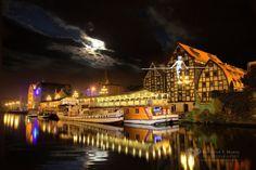 Bydgoszcz nocą - moje miasto nocą