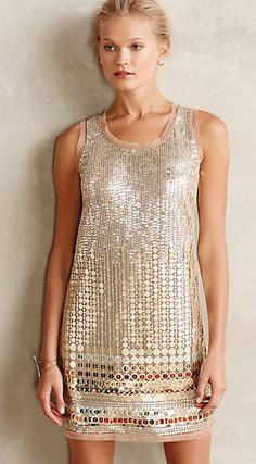 disc beaded shift dress #anthrofave  http://rstyle.me/n/s4sc6pdpe