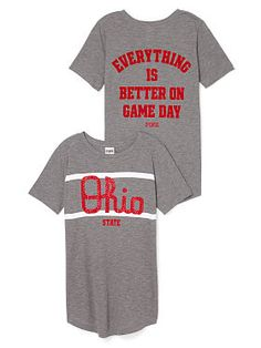 The Ohio State University Bling Perfect Legging Tee
