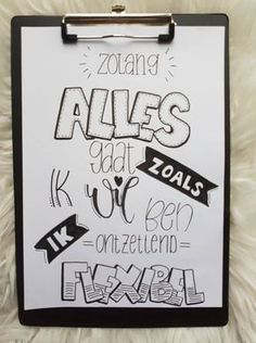 Wish Quotes, Funny Quotes, Qoutes, Handlettering For Beginners, Bujo, Chrismas Cards, Hand Lettering Alphabet, Dutch Quotes, My Journal