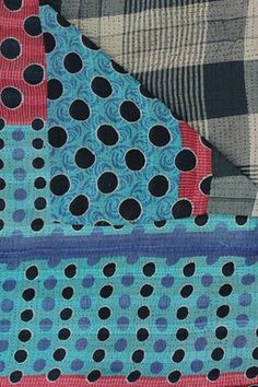One of a Kind Kantha Throw - Multi - 60 x 90 on HauteLook